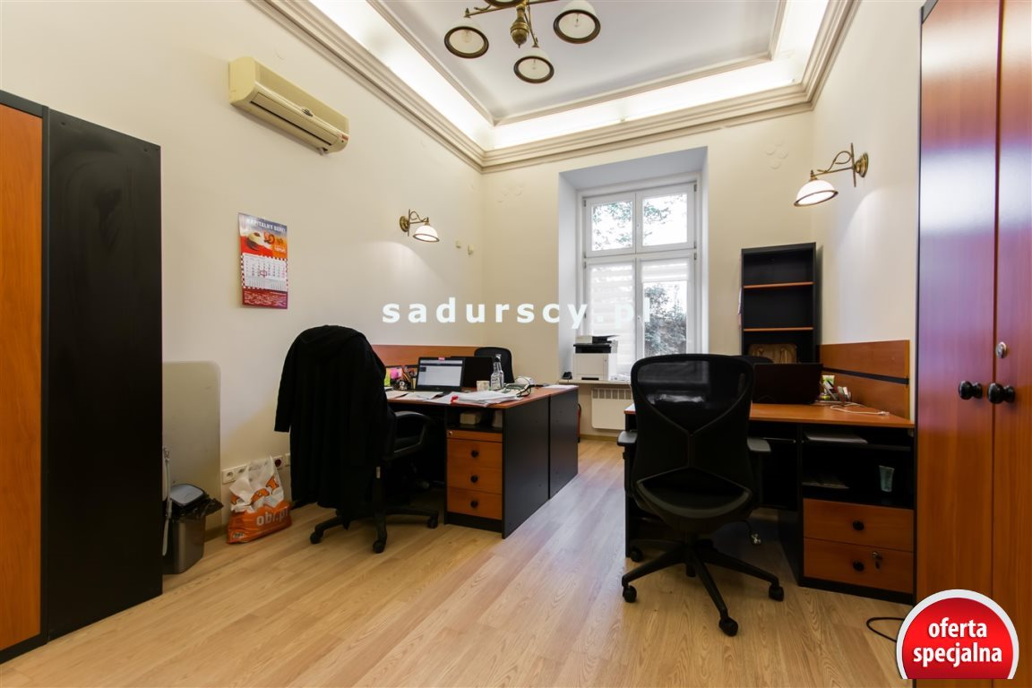 Lokal użytkowy na sprzedaż Kraków, Stare Miasto, Stare Miasto, Asnyka  142m2 Foto 8