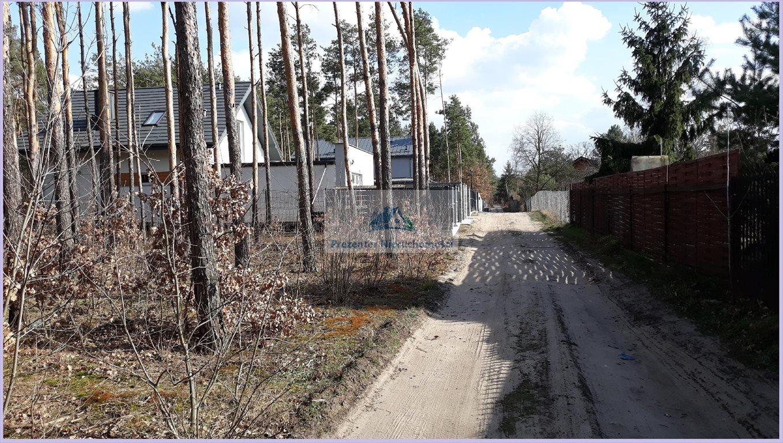 Działka budowlana na sprzedaż Warszawa, Wawer, Anin, Bylicowa  2206m2 Foto 1