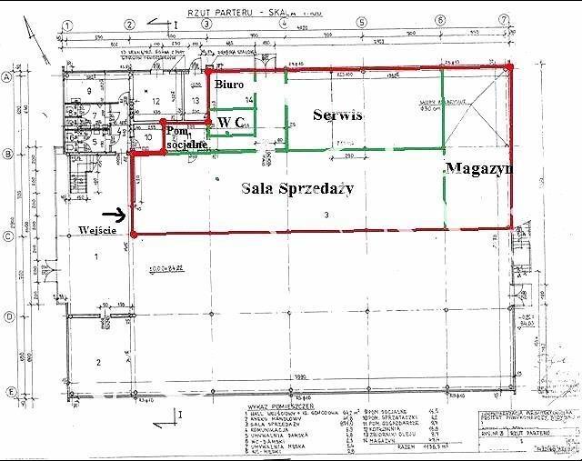 Lokal użytkowy na wynajem Warszawa, Targówek, Targówek, Radzymińska  200m2 Foto 1