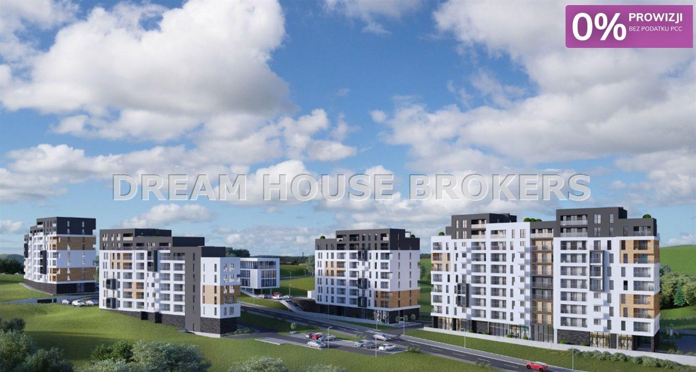 Mieszkanie czteropokojowe  na sprzedaż Rzeszów, Przybyszówka, Karoliny  69m2 Foto 1