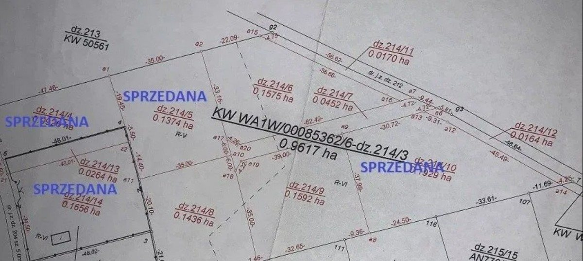 Działka budowlana na sprzedaż Ślężany, Lipowa  1575m2 Foto 7