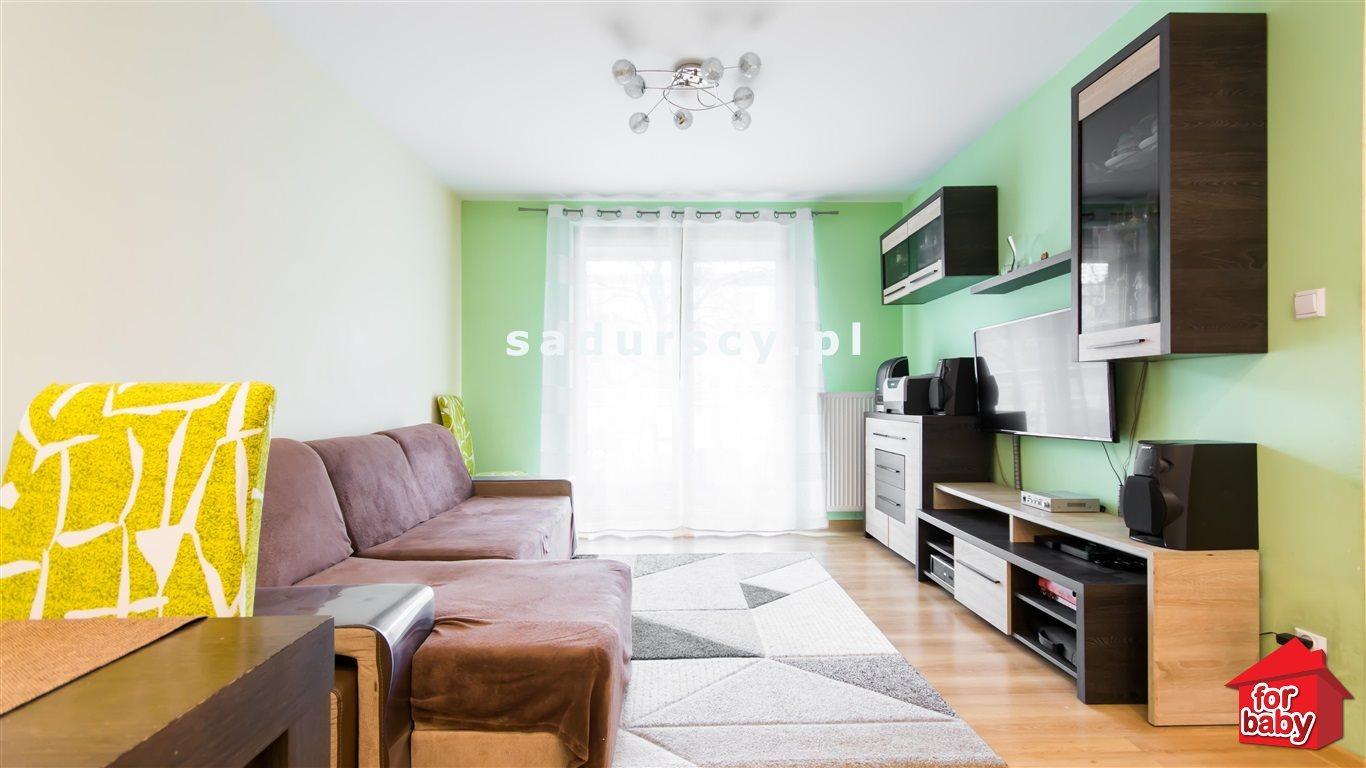 Mieszkanie trzypokojowe na sprzedaż Kraków, Dębniki, Osiedle Podwawelskie, Dworska  59m2 Foto 2