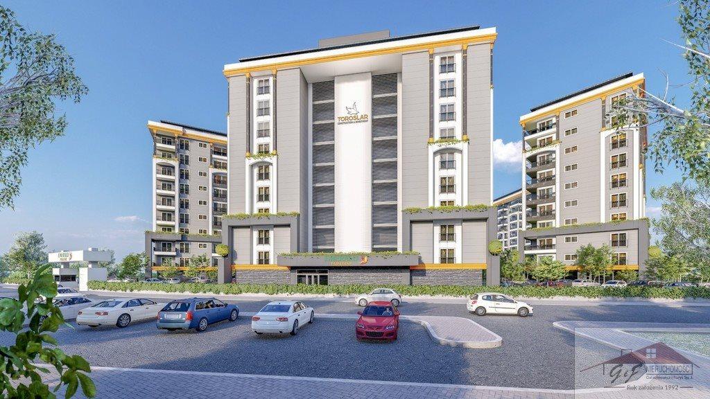Mieszkanie dwupokojowe na sprzedaż Turcja, Alanya, Avsallar, Alanya, Avsallar  53m2 Foto 9