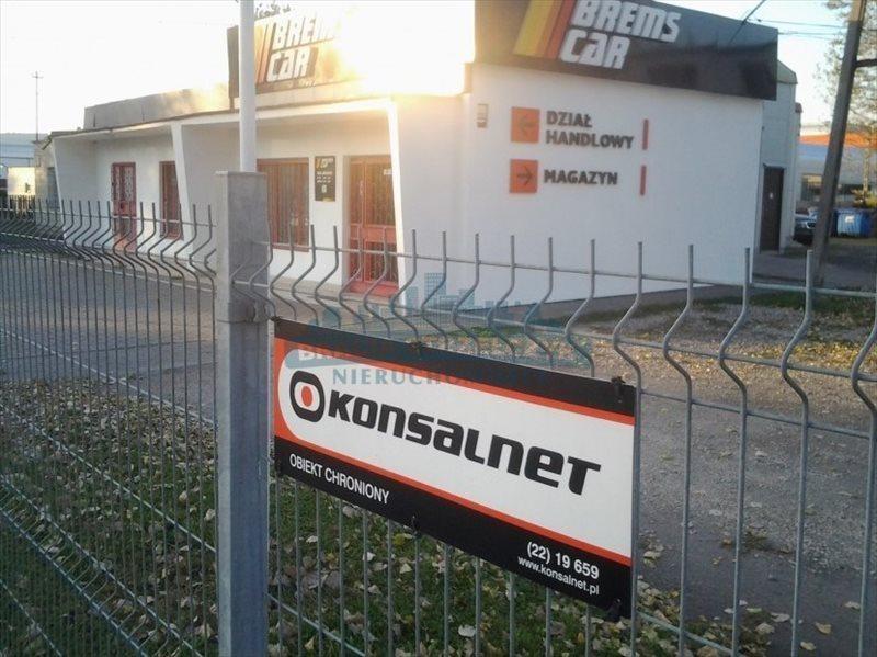 Lokal użytkowy na sprzedaż Marki  1050m2 Foto 3