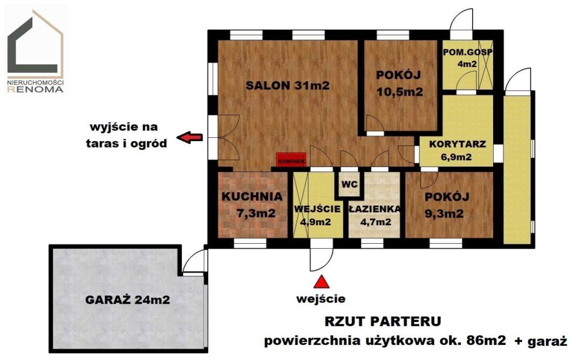 Dom na sprzedaż Poznań, Jeżyce, Podolany, Cieszkowskiego  152m2 Foto 7