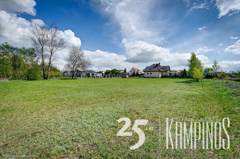 Działka rolna na sprzedaż Klaudyn, Stare Babice, oferta 2556  2000m2 Foto 3