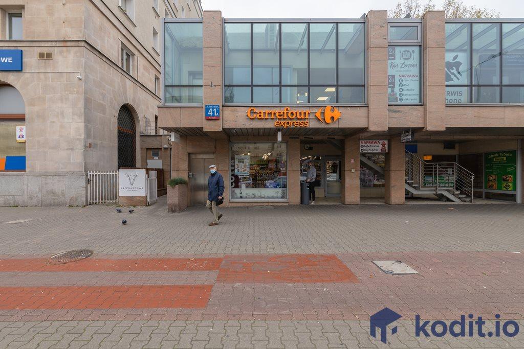 Lokal użytkowy na sprzedaż Warszawa, Śródmieście, al. Jana Pawła II  158m2 Foto 2