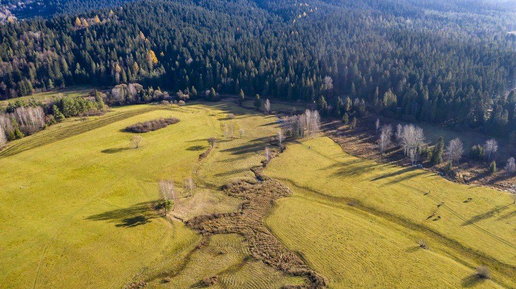 Działka rolna na sprzedaż Bandrów Narodowy  520600m2 Foto 9