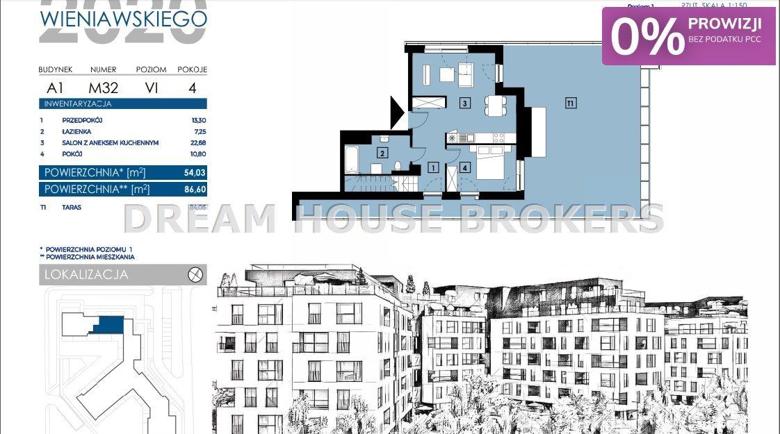Mieszkanie czteropokojowe  na sprzedaż Rzeszów, Zalesie, Wieniawskiego  87m2 Foto 5