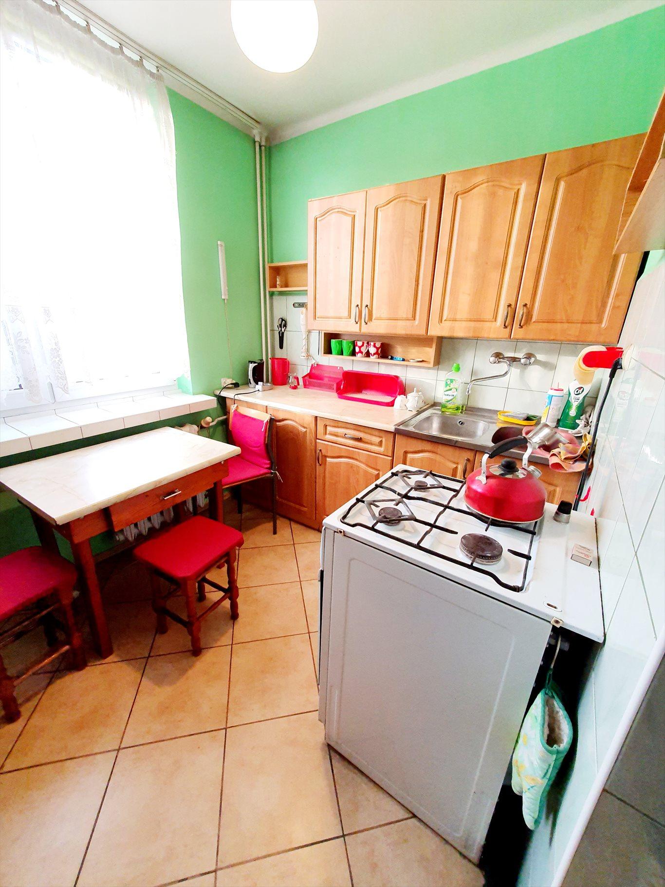 Mieszkanie trzypokojowe na sprzedaż Sosnowiec, Klimontów, Kraszewskiego  55m2 Foto 7