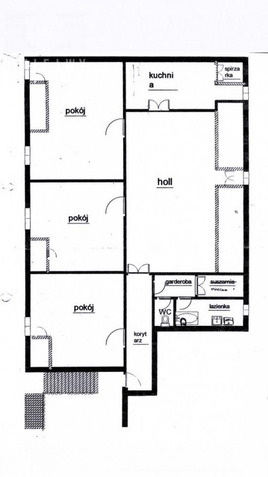 Mieszkanie czteropokojowe  na sprzedaż Warszawa, Śródmieście, Nowy Świat/Pl. Trzech Krzyży  93m2 Foto 3