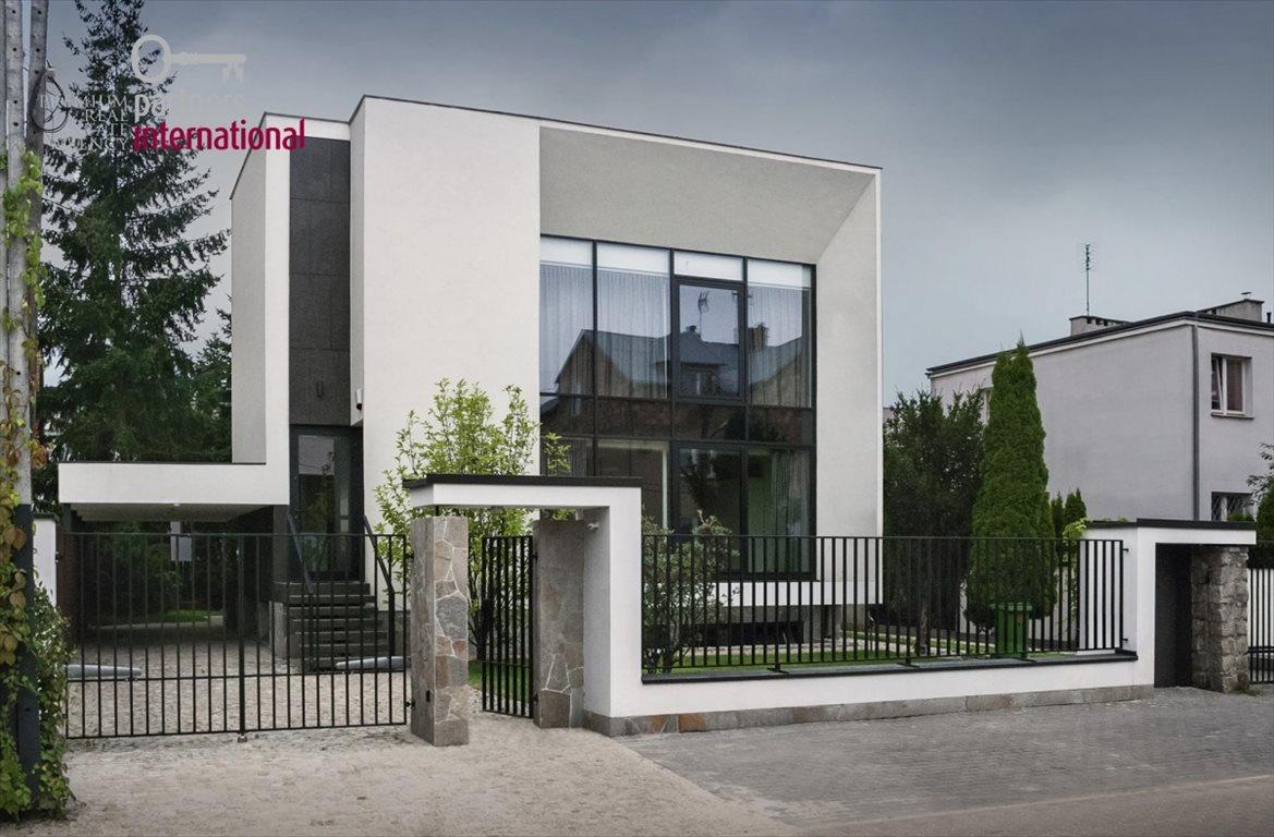 Luksusowy dom na sprzedaż Warszawa, Wilanów, Stary Wilanów  300m2 Foto 1