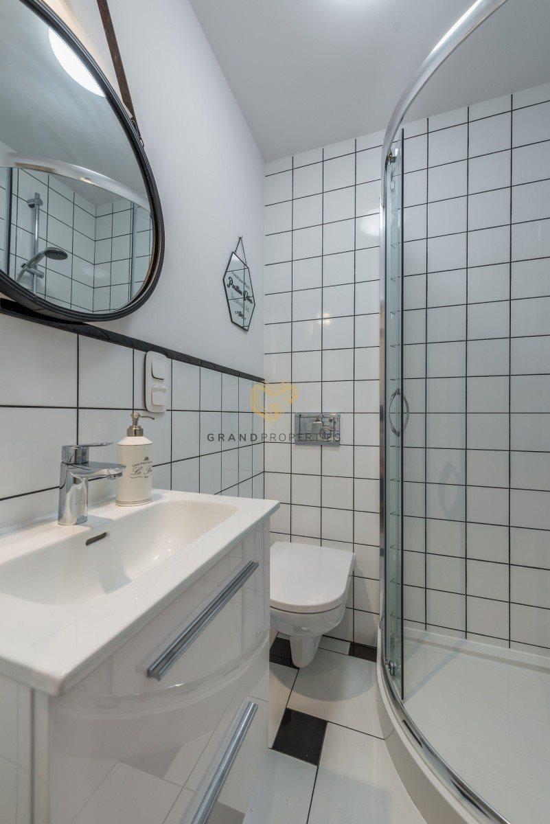 Mieszkanie trzypokojowe na sprzedaż Warszawa, Wola, Icchoka Lejba Pereca  48m2 Foto 8