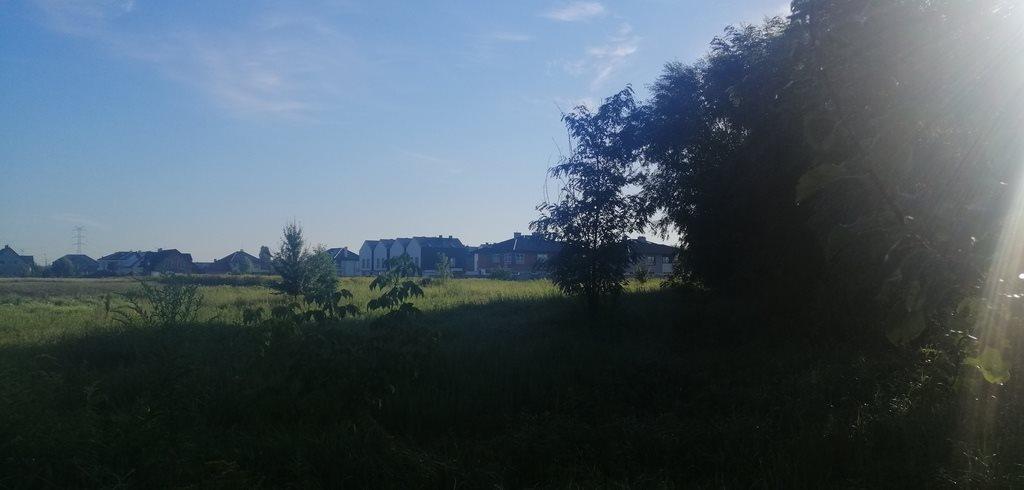 Działka budowlana na sprzedaż Stare Babice, Osiedlowa  800m2 Foto 7