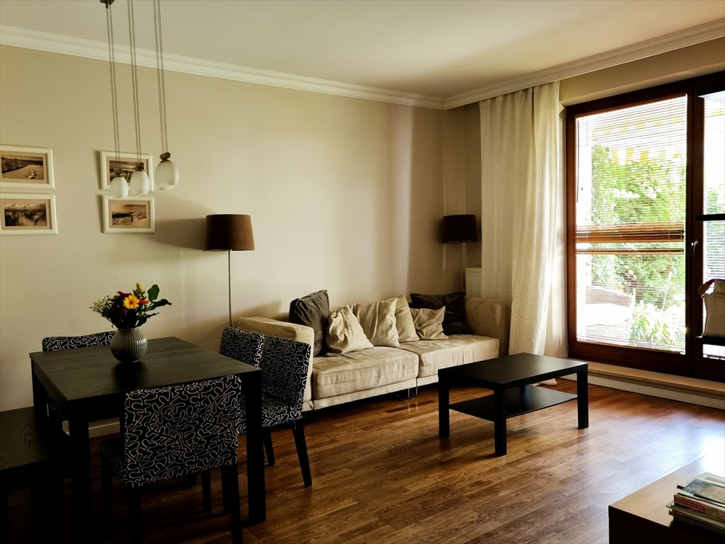 Mieszkanie trzypokojowe na sprzedaż Warszawa, Wilanów, Sarmacka  78m2 Foto 5