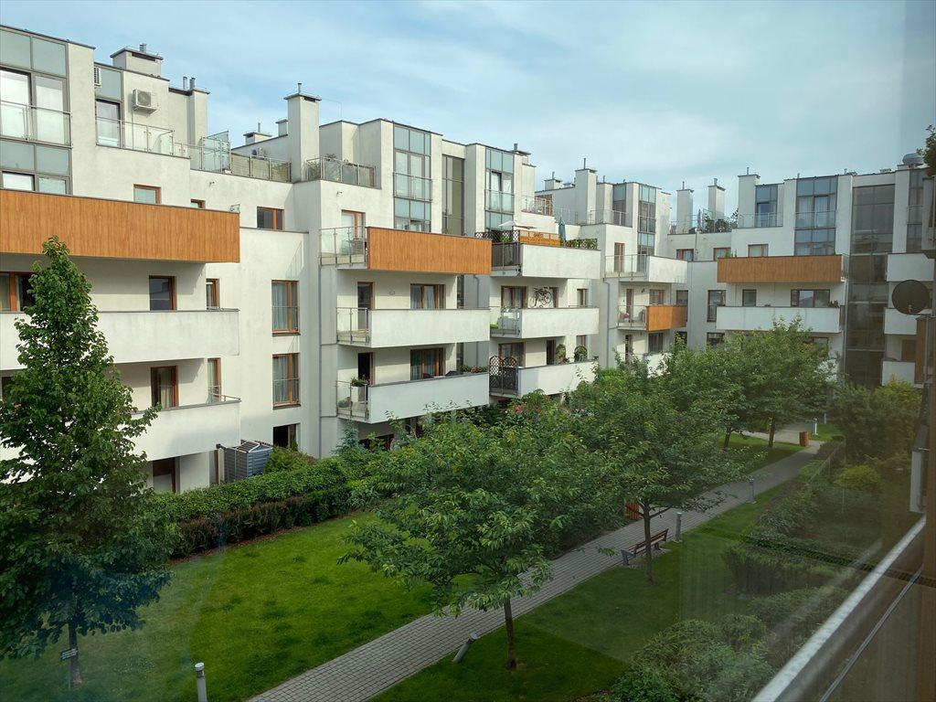 Mieszkanie dwupokojowe na wynajem Warszawa, Wilanów, Sarmacka 1a  53m2 Foto 3