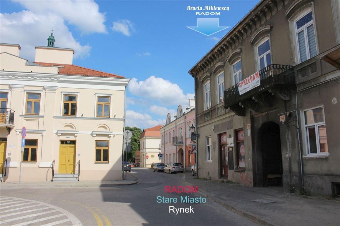 Dom na sprzedaż Radom, Centrum, Wałowa 20/ Rynek 13  1056m2 Foto 3