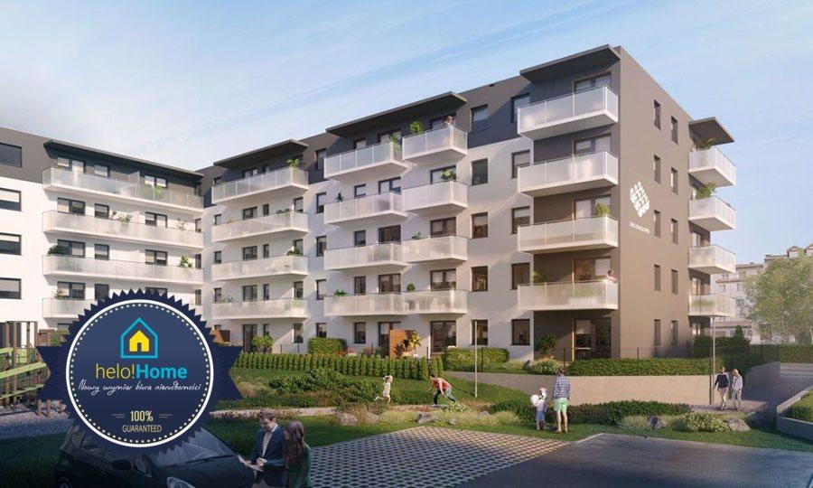 Mieszkanie dwupokojowe na sprzedaż Leszno, Antoniny  48m2 Foto 6