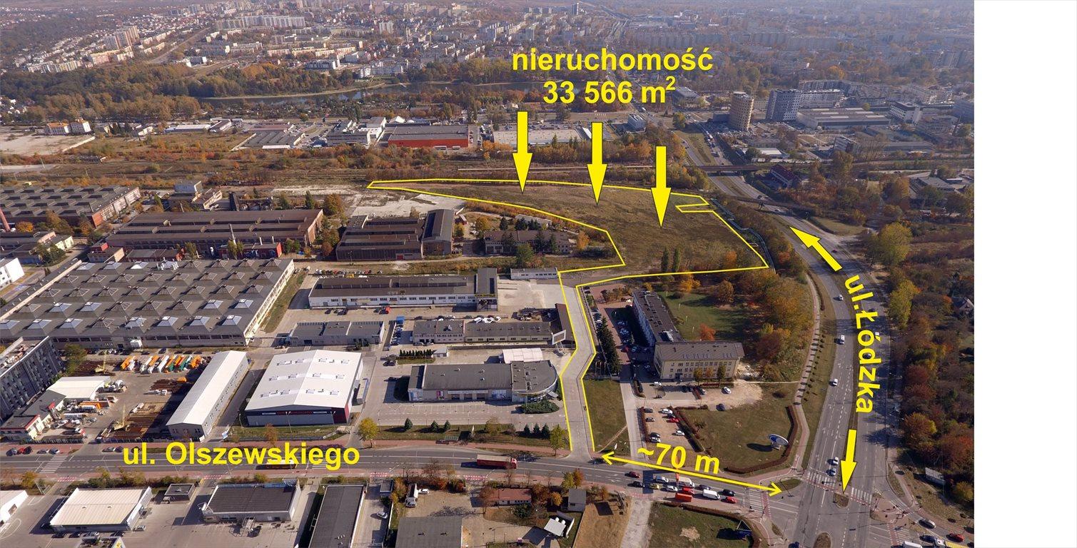 Działka inwestycyjna na sprzedaż Kielce, Olszewskiego  33566m2 Foto 2