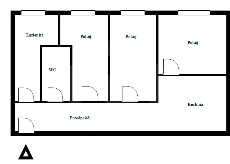 Mieszkanie czteropokojowe  na sprzedaż Bydgoszcz, Śródmieście  58m2 Foto 11