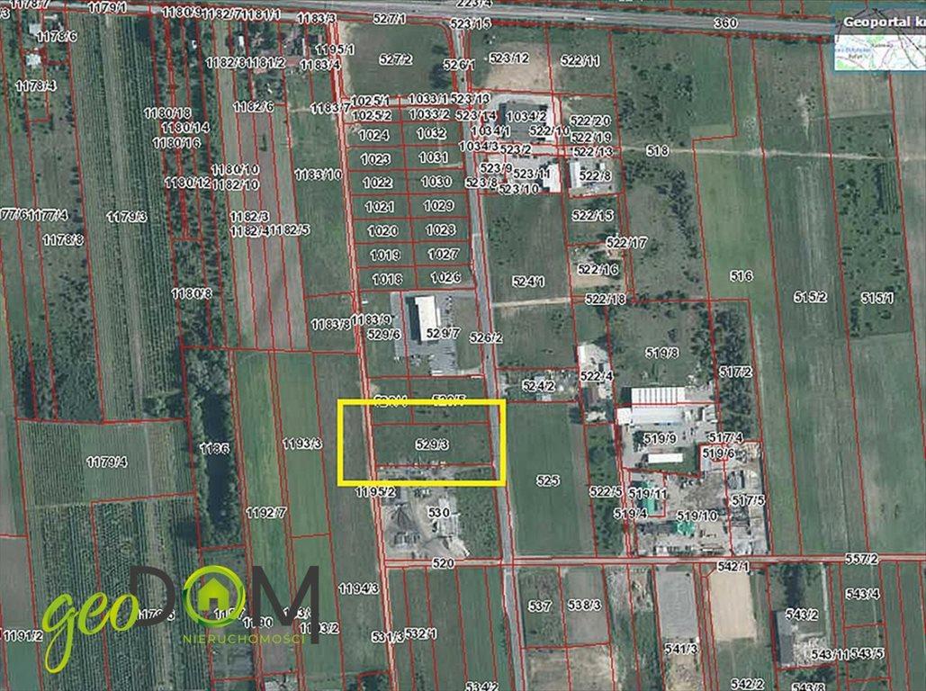 Działka przemysłowo-handlowa na sprzedaż Biała Podlaska  7008m2 Foto 6