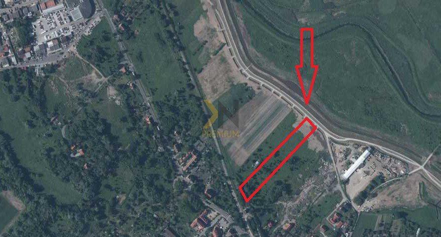 Działka budowlana na sprzedaż Wrocław, Kowale, Kowalska  8317m2 Foto 2