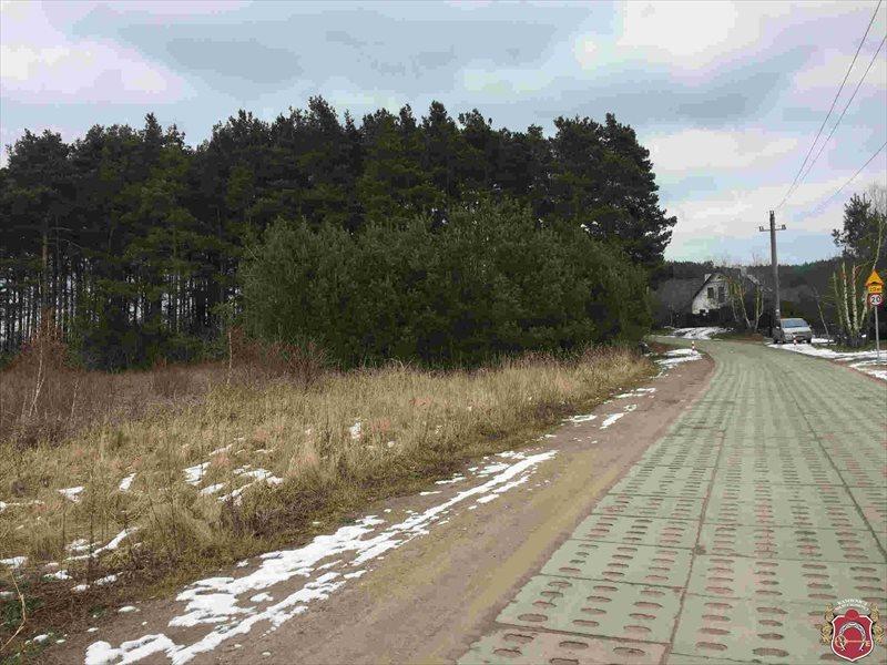 Działka budowlana na sprzedaż Bojano, Lesoki  1216m2 Foto 1