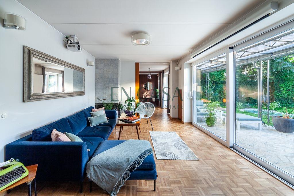 Dom na wynajem Warszawa, Mokotów, Sadyba, Okrężna  130m2 Foto 1