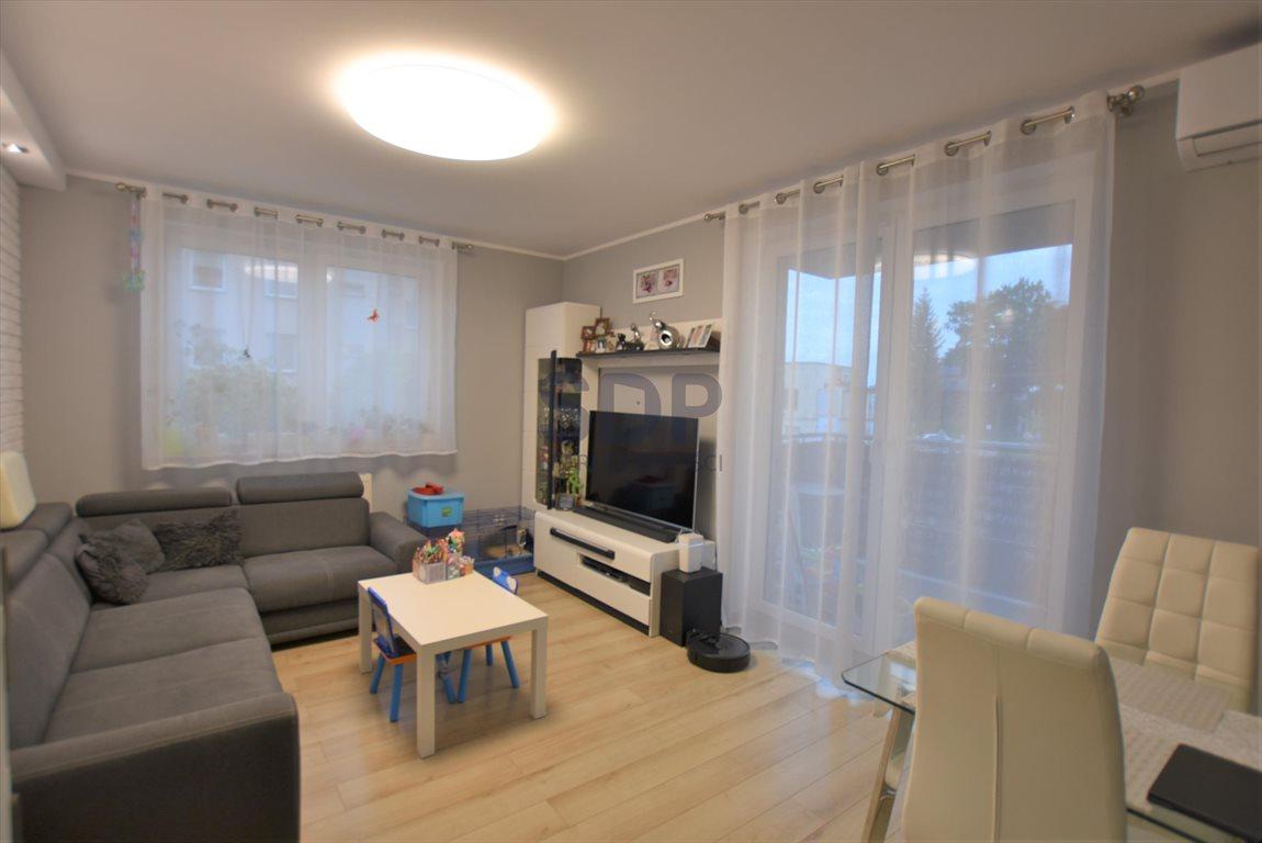Mieszkanie trzypokojowe na sprzedaż Wrocław, Krzyki, Klecina, Wałbrzyska  66m2 Foto 1