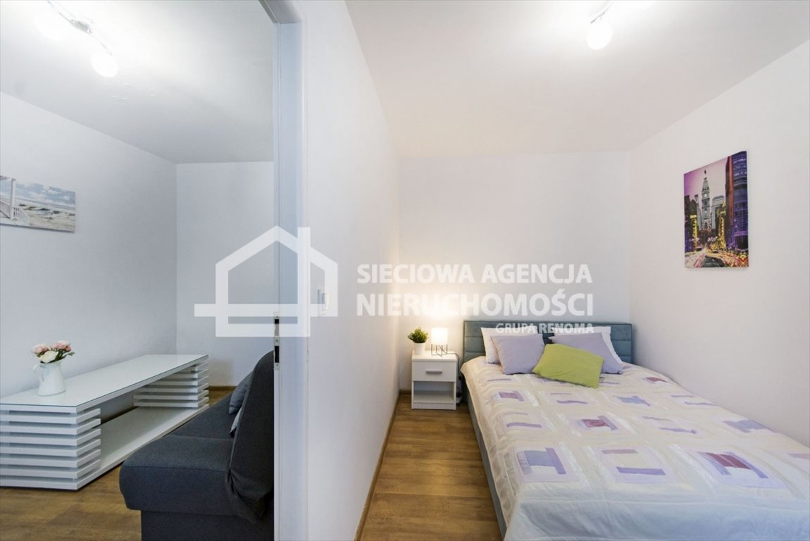 Mieszkanie dwupokojowe na wynajem Sopot, Centrum, Niepodległości  35m2 Foto 2