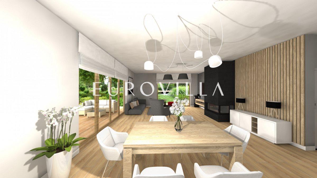 Luksusowy dom na sprzedaż Warszawa, Wilanów Kępa Zawadowska, Gwarna  225m2 Foto 1