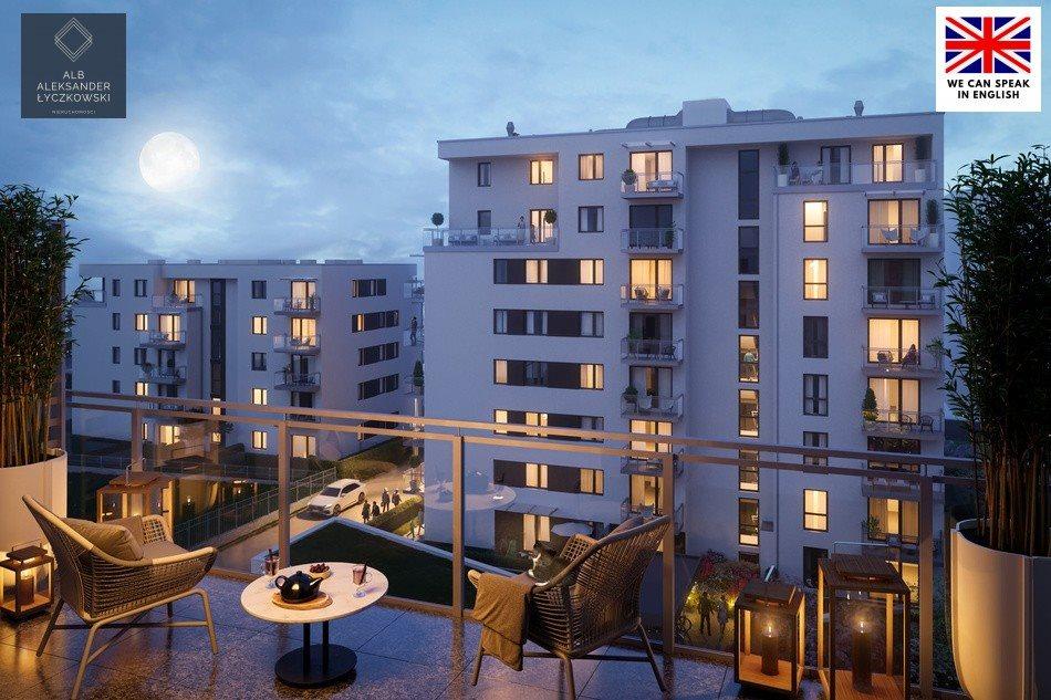 Mieszkanie trzypokojowe na sprzedaż Rumia, Janowo, Żeglarzy  53m2 Foto 1