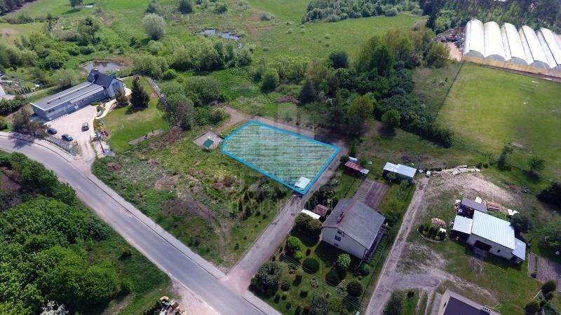Działka inna na sprzedaż Kolincz, Główna  954m2 Foto 1