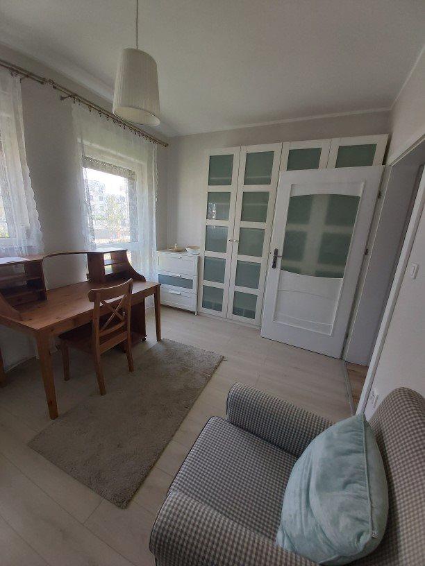 Mieszkanie trzypokojowe na wynajem Wrocław, Krzyki, Zielone Wojszyce, Iwaszkiewicza 6  65m2 Foto 1