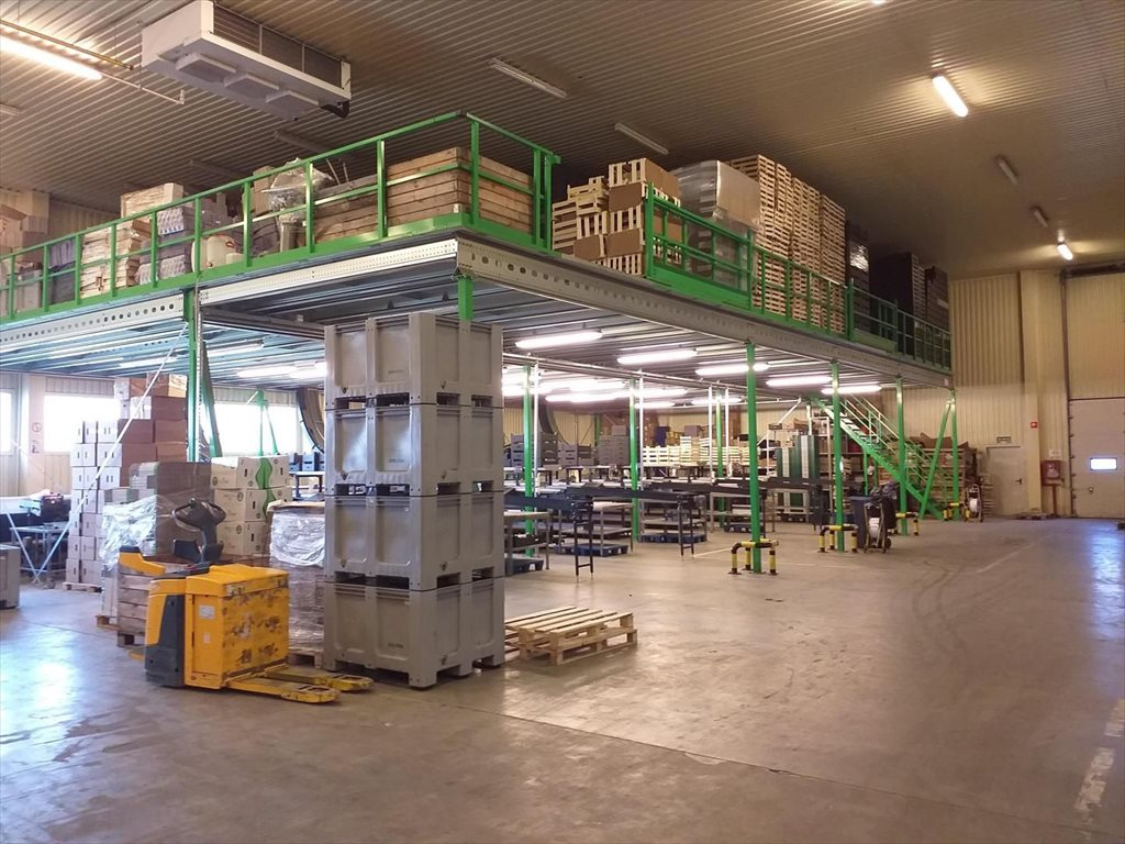 Lokal użytkowy na sprzedaż Magierowa Wola  2000m2 Foto 4