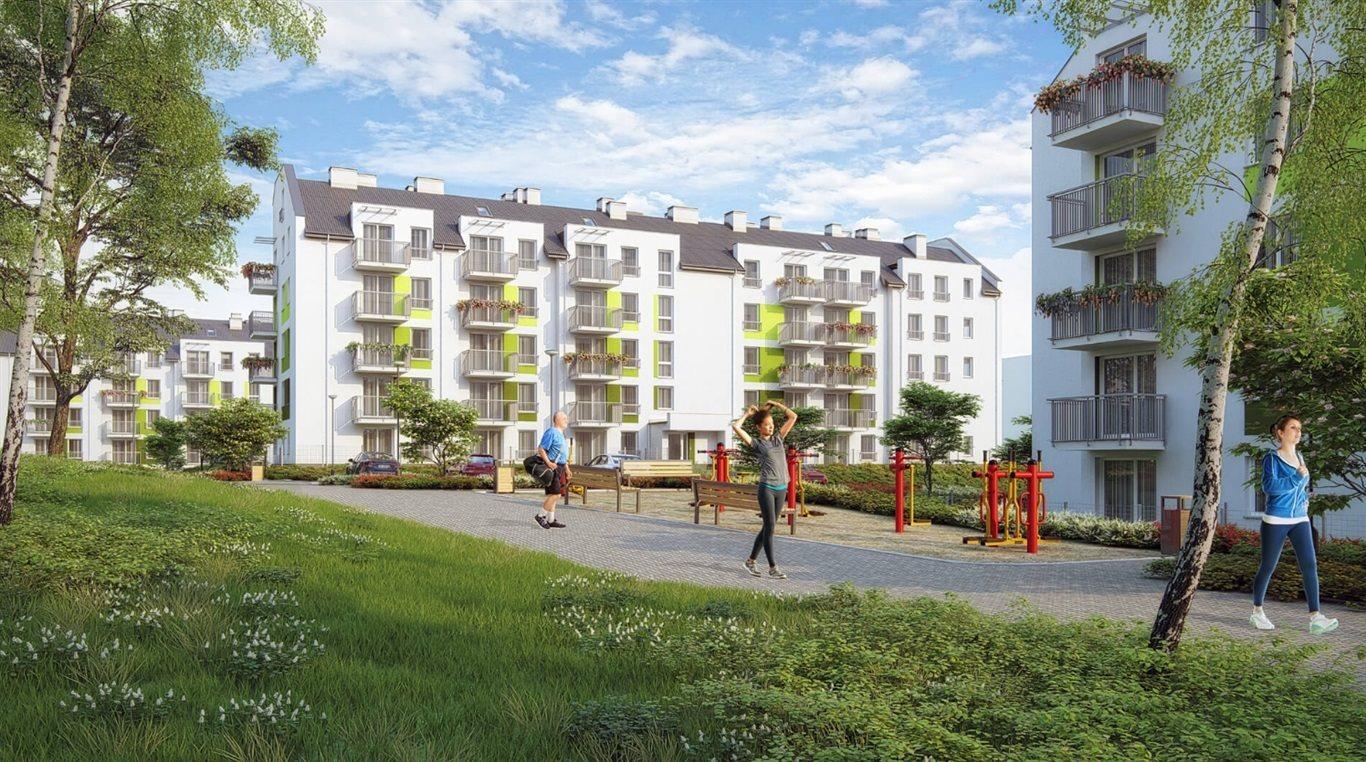 Mieszkanie trzypokojowe na sprzedaż Gdańsk, Łostowice, Niepołomicka  53m2 Foto 1