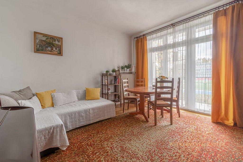 Mieszkanie dwupokojowe na sprzedaż Warszawa, Mokotów Służew, Jadźwingów  51m2 Foto 1