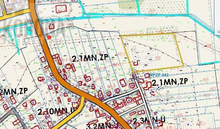 Działka budowlana na sprzedaż Hryniewicze  10000m2 Foto 2