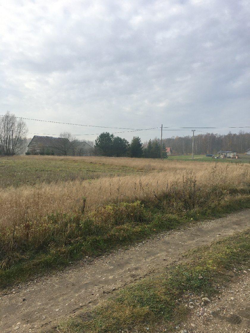 Działka rolna na sprzedaż Rąb, Rąb  1033m2 Foto 2