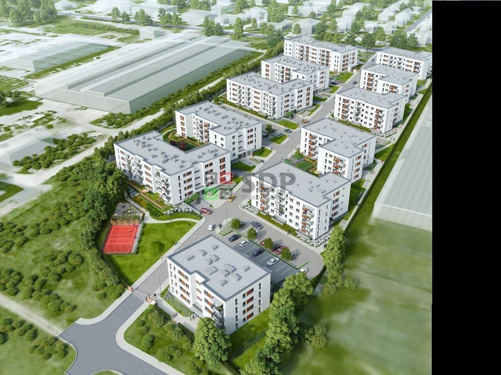 Mieszkanie trzypokojowe na sprzedaż Wrocław, Krzyki, Księże Małe, Opolska  65m2 Foto 5