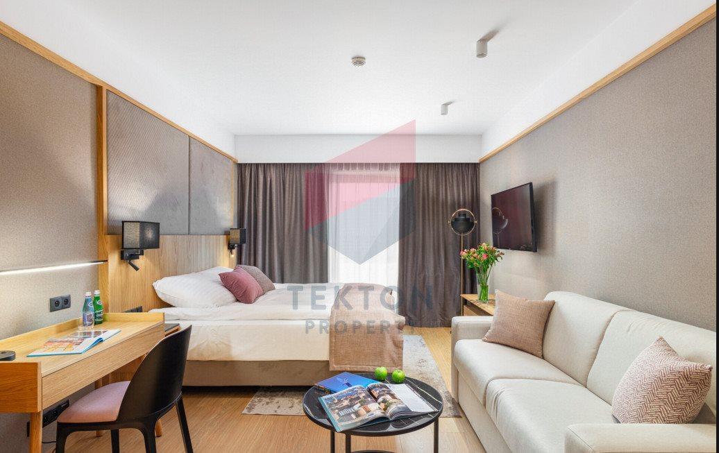 Mieszkanie dwupokojowe na wynajem Gdańsk, Śródmieście, Chmielna  60m2 Foto 9