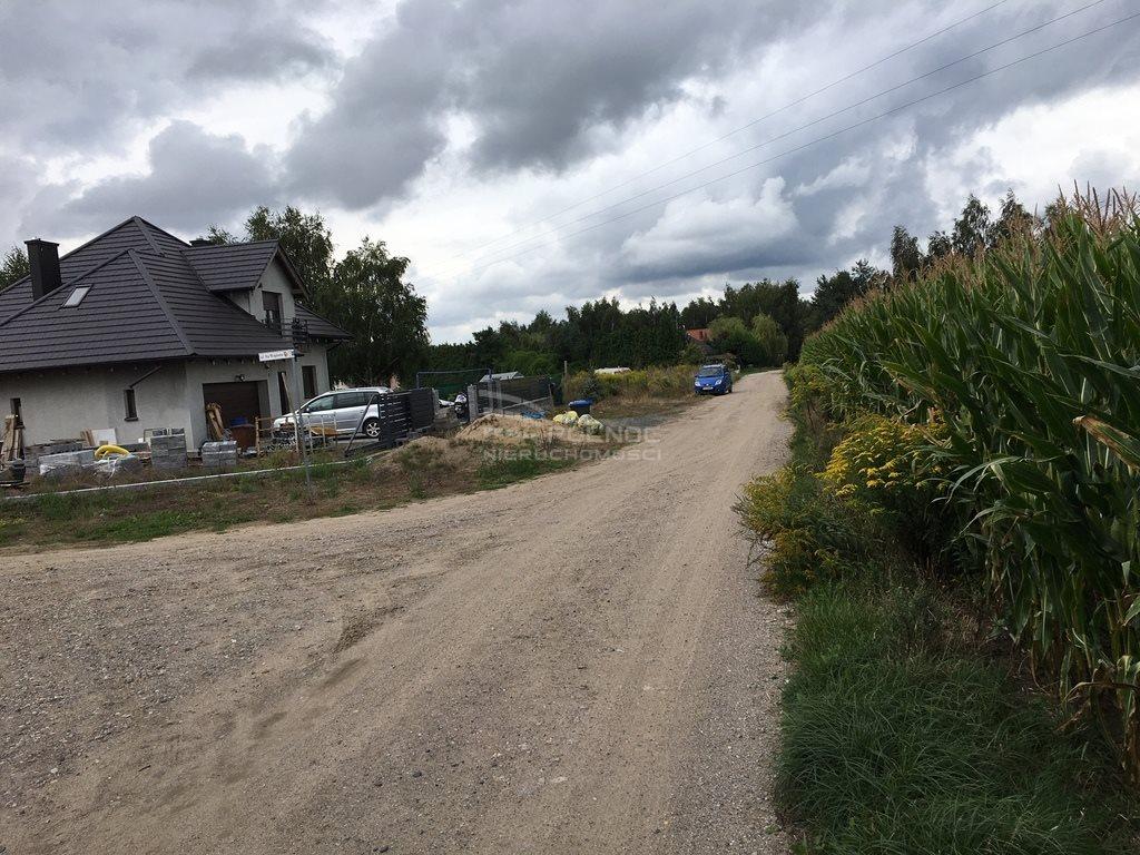 Działka budowlana na sprzedaż Jerzykowo, Stroma  960m2 Foto 6