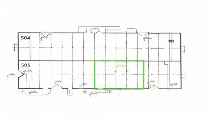 Lokal użytkowy na wynajem BYDGOSZCZ , magazyn - 400 m2  420m2 Foto 5