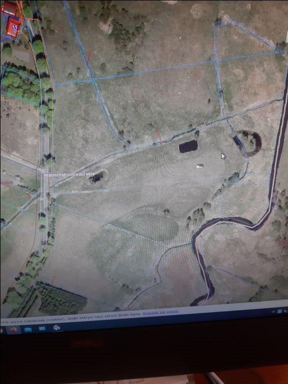 Działka rolna na sprzedaż Mostkowo, Mostkowo, Mostkowo  22000m2 Foto 2