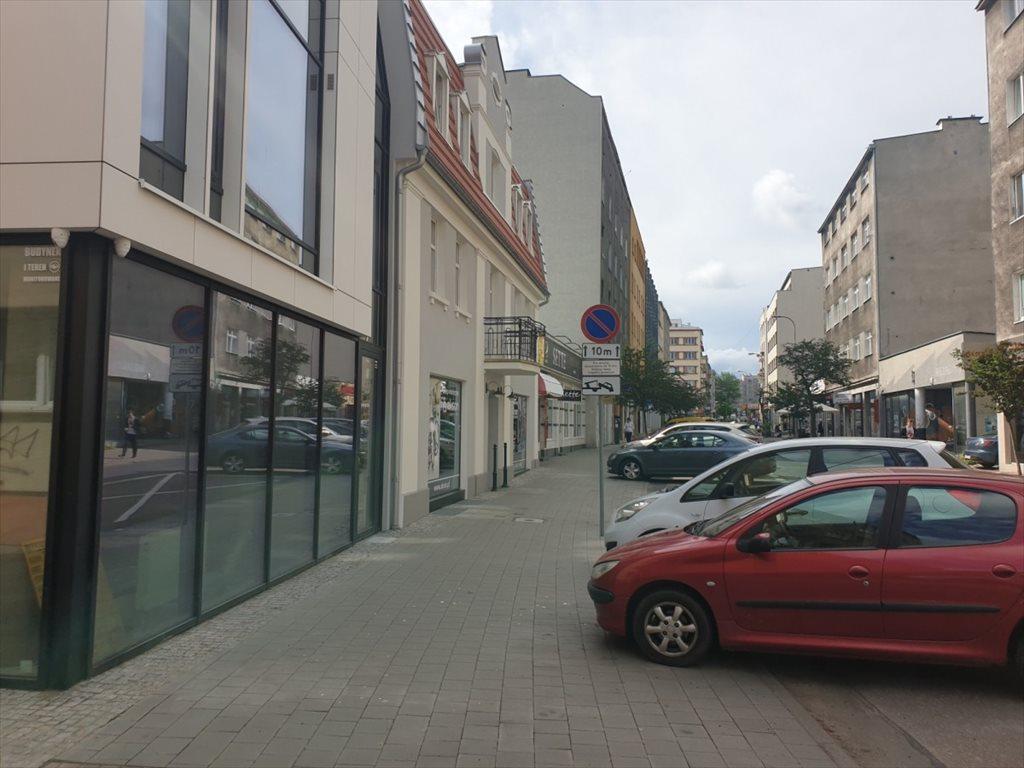 Lokal użytkowy na wynajem Gdynia, Śródmieście, Antoniego Abrahama  60m2 Foto 4