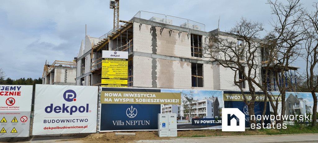 Mieszkanie dwupokojowe na sprzedaż Gdańsk, Sobieszewo, Nadwiślańska  43m2 Foto 9