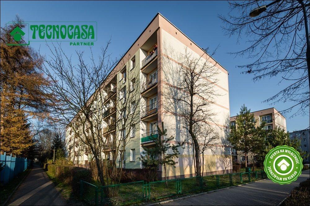 Mieszkanie trzypokojowe na sprzedaż Kraków, Prokocim-Bieżanów, Okólna  59m2 Foto 1