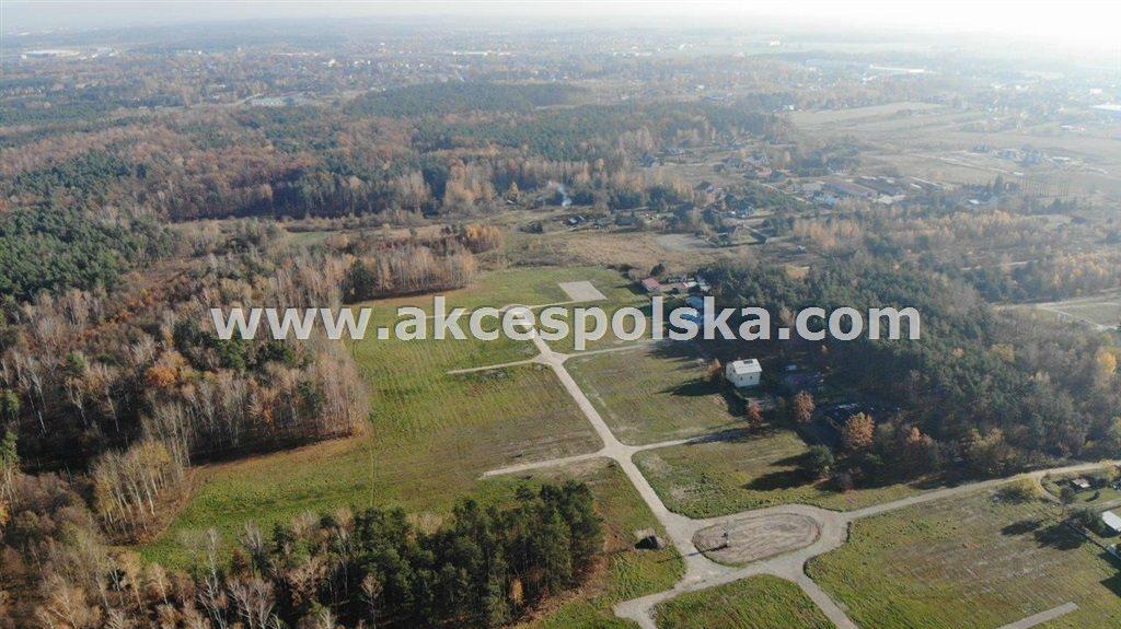 Działka budowlana na sprzedaż Stara Wieś, Sikorki  1064m2 Foto 4