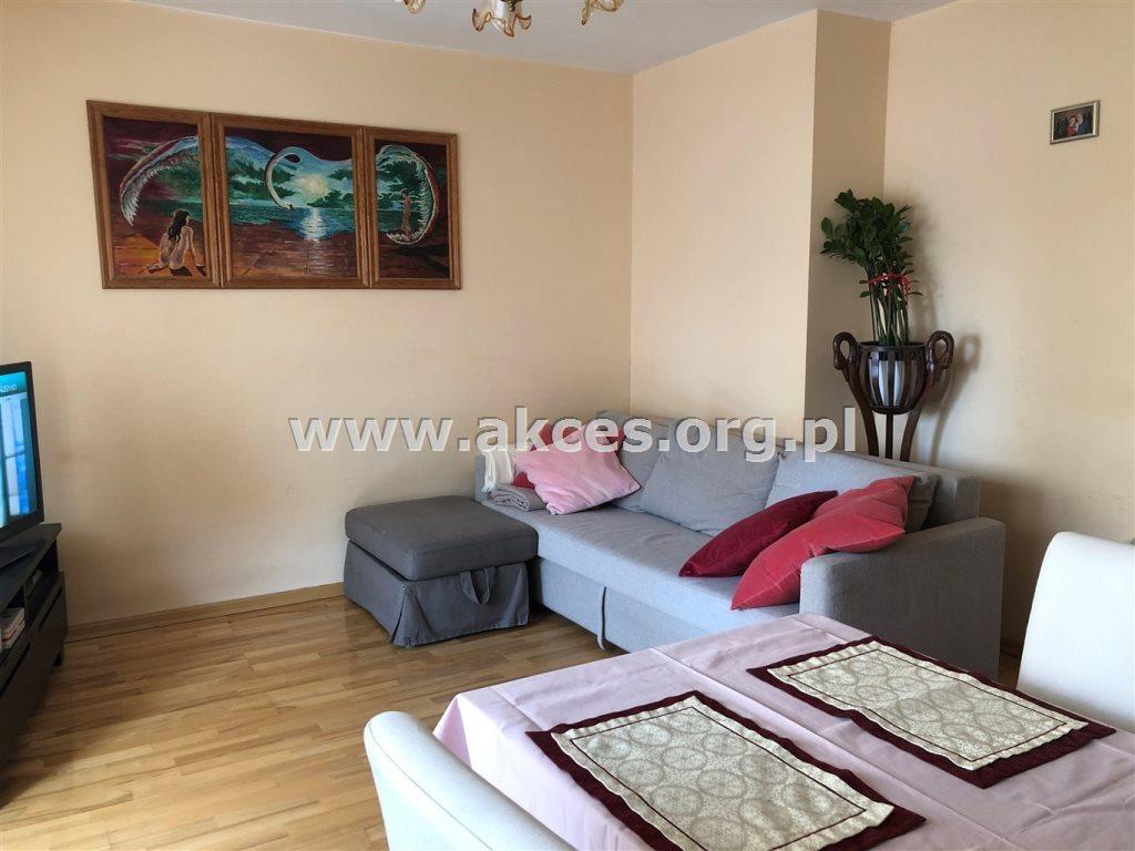 Mieszkanie trzypokojowe na sprzedaż Warszawa, Praga-Południe, Gocław  63m2 Foto 1