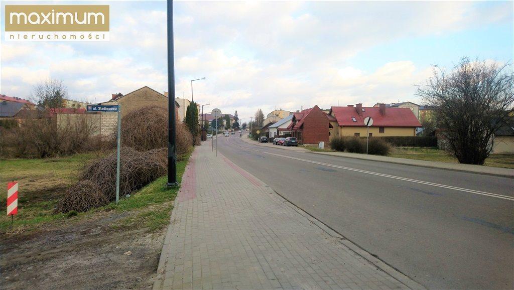 Działka budowlana na sprzedaż Biłgoraj  891m2 Foto 5